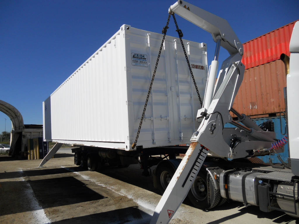 40 Foot Shipping Containers Abc Containers Perth