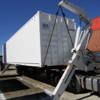 side loader