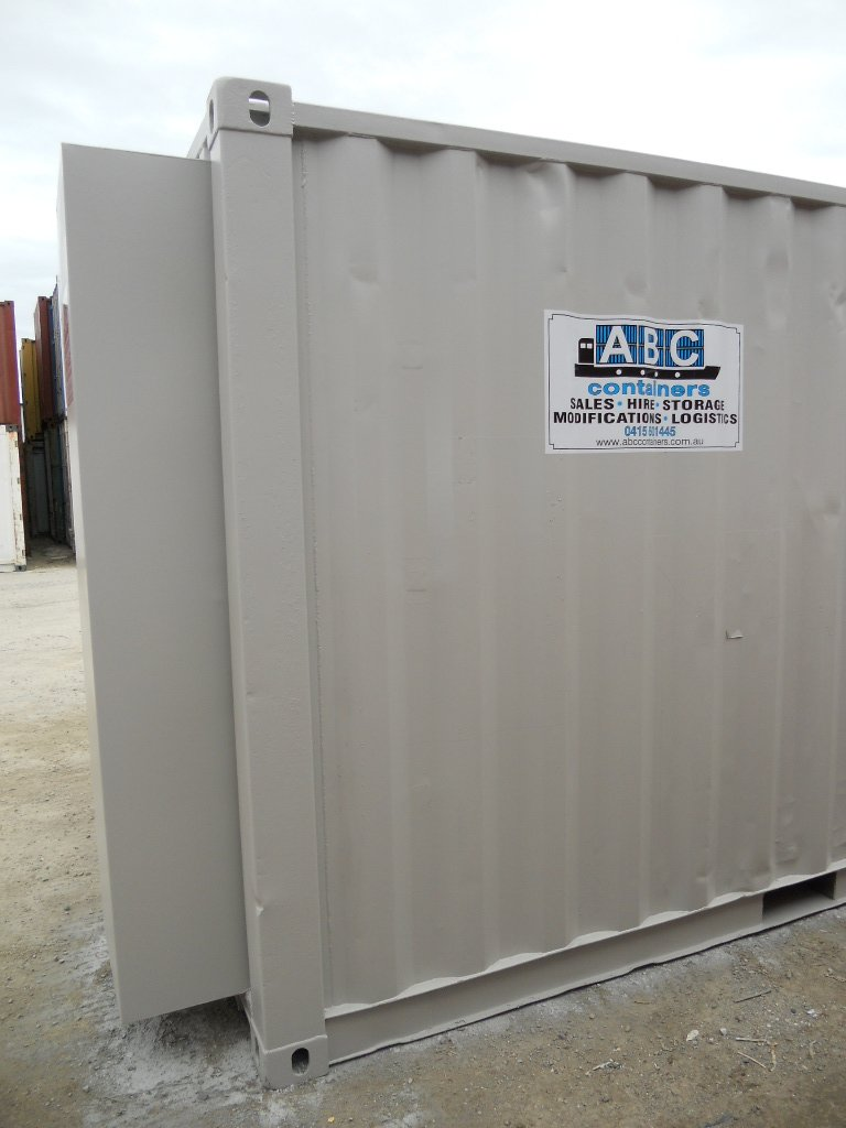 21ft Plumbers Box Abc Containers Perth