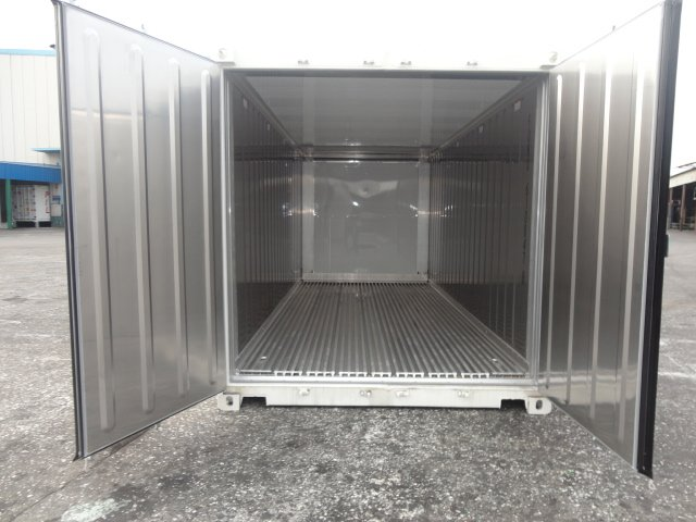 Used 20ft Refrigerated Container Abc Containers Perth