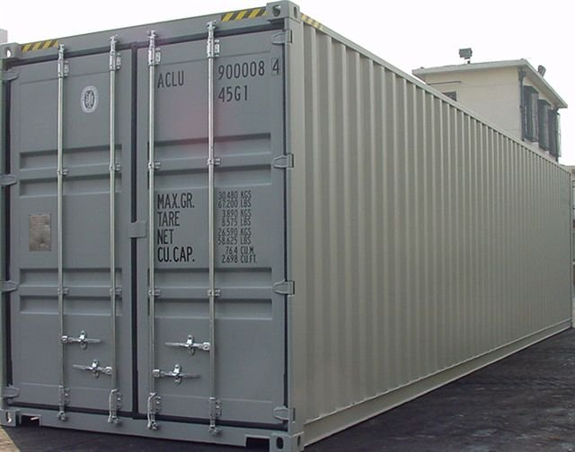 40ft High Cube Container Abc Containers Perth