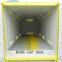 Brand new 20' Dangerous Goods Container