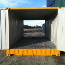 20' Dangerous Goods Container - Inside