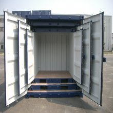 6 inside 8 inside 10 foot container