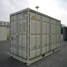 Edit Container Product New 20ft Open Side High Cube Container side on view